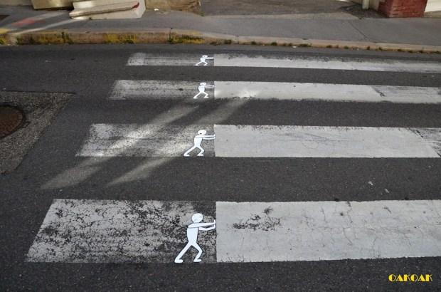 Street Art by Oakoak in France 92095734
