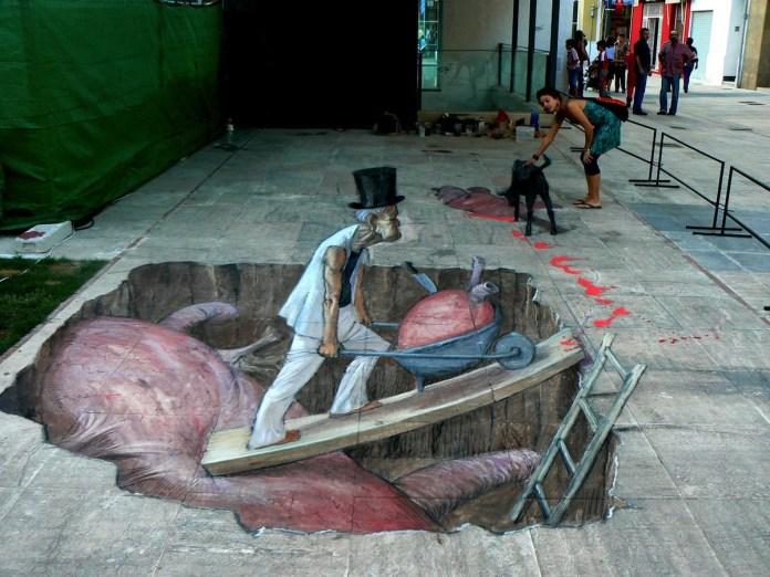 Street Art by Eduardo Relero – A Collection