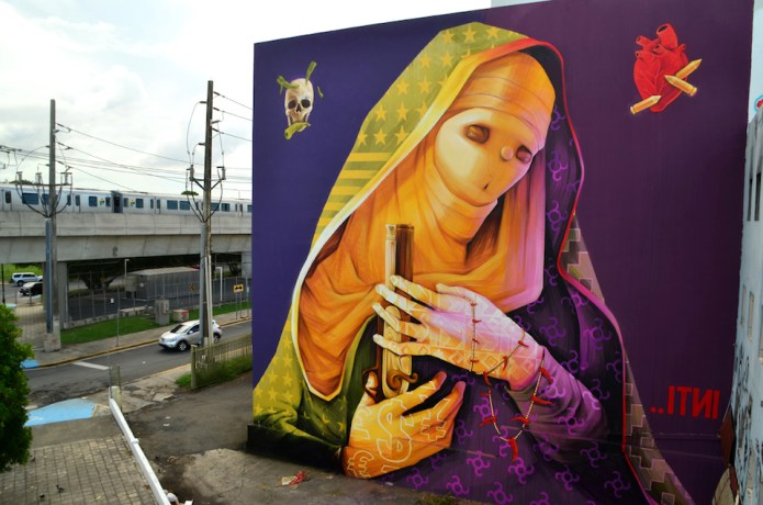 By INTI in Puerto Rico, Slovakia and Chile