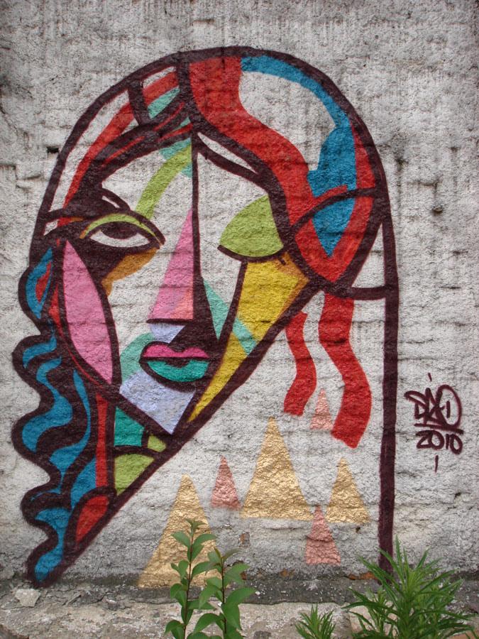 Street Art by SAO in São Paulo, Brazil 13