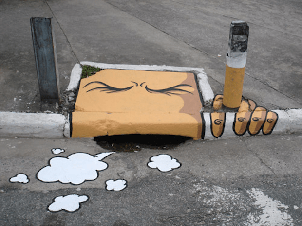 Street Art by SAO – A Collection