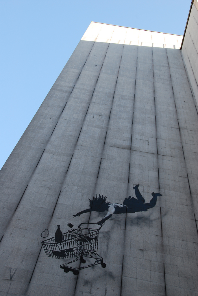 Street Art Collection - Banksy 21