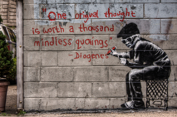 Street Art Collection - Banksy 34