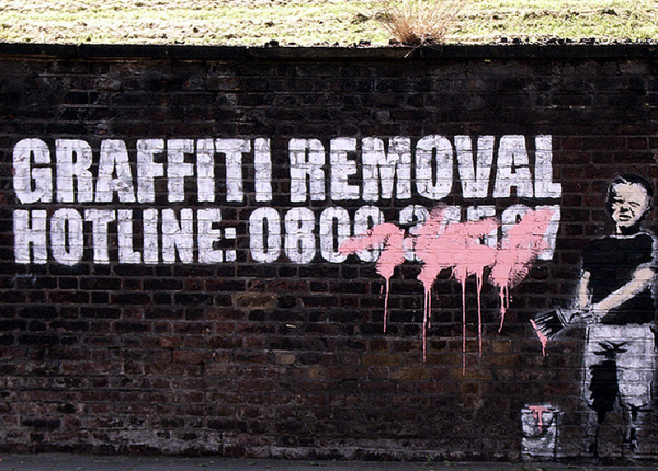 Street Art Collection - Banksy 35