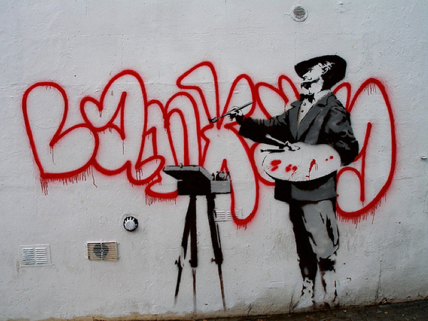 Street Art Collection - Banksy 42