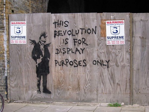 Street Art Collection - Banksy 44