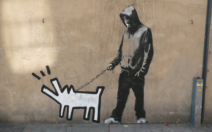 Street Art Collection - Banksy 57