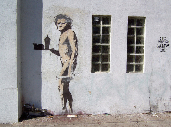 Street Art Collection - Banksy 66