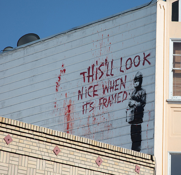 Street Art Collection - Banksy 67