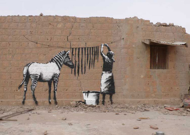 Street Art Collection - Banksy 96