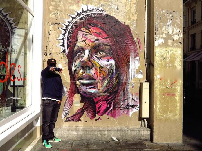 Street Art by Hopare in France