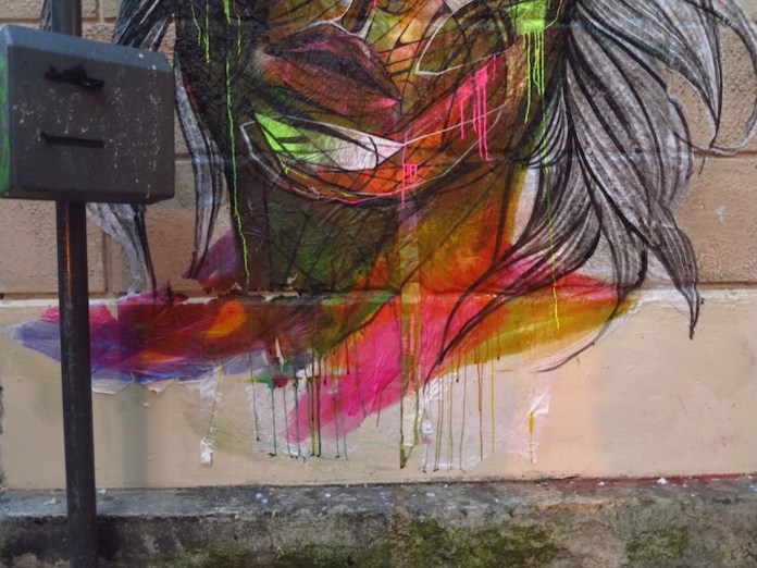 Street Art by Hopare in Grenoble, France 4