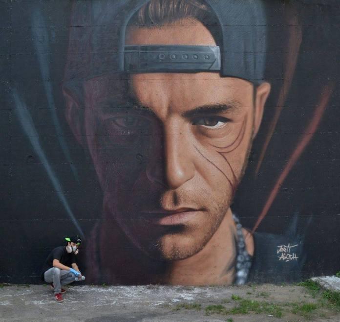 Street Art by Jorit AGOch 1