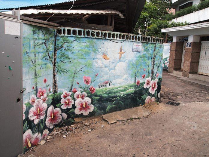 Street Art fromSeoul Area, South Korea. Photo byMark Johnson58