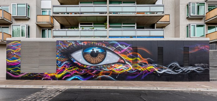 By Dog Sighs – St Kilda, Melbourne, Australia
