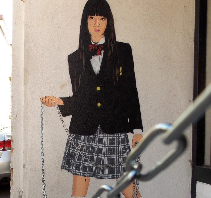 Street Art by JPS – A Collection (+40 photos)