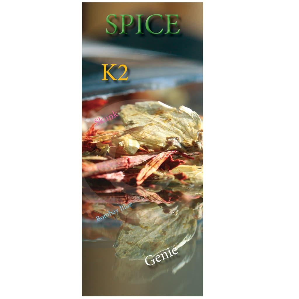 K-2 Spice