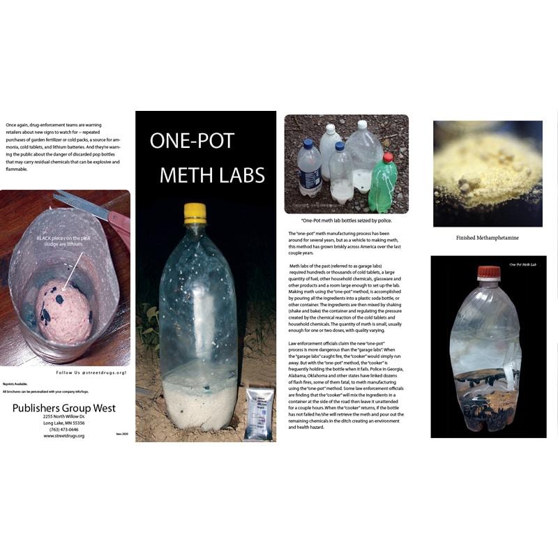 Meth Labs (One Pot)