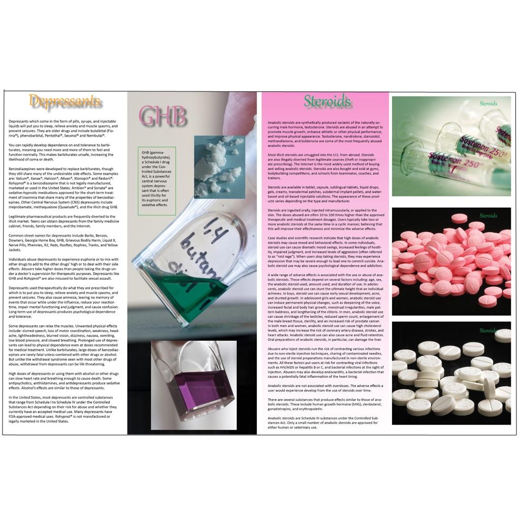 Prescription Drug Booklet