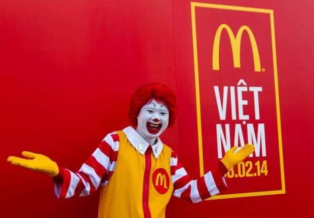 McDonalds in Vietnam