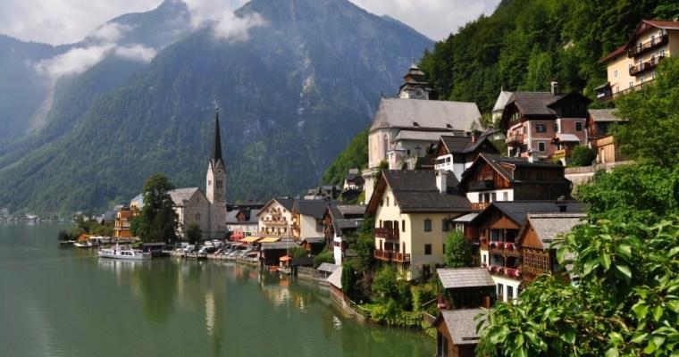 Hallstatt. Rozprávka Rakúska