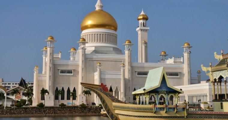 Brunej. Sultanát zo zlata a ropy