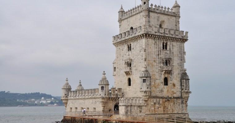 Lisabon. Metropolou Portugalska