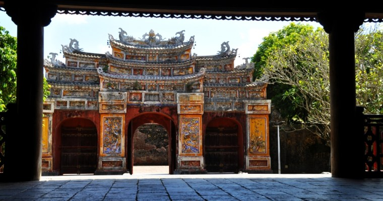 Vietnamské Hue. Tajomstvá cisárskeho mesta