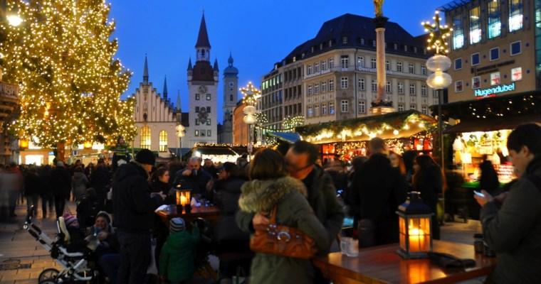 Kam na vianočné trhy? Vyberte si Mníchov