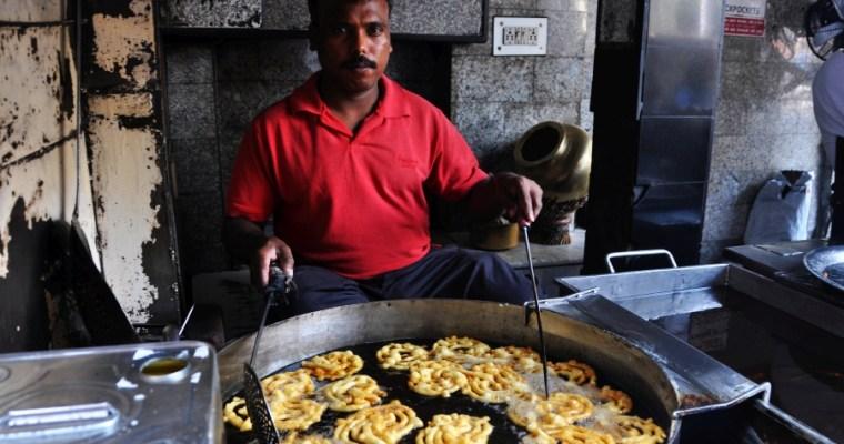 Indické Dillí (Old Delhi) a jeho kultové streetfood podniky