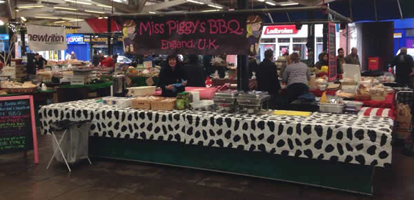leicester market catering