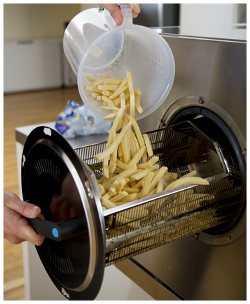 oil free fryer