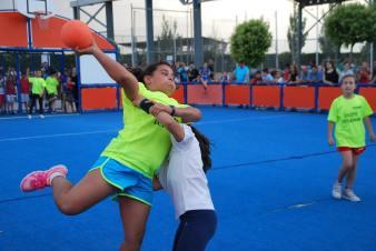 2015 Balonmano Calle Street Handball Torneo Primavera 2015 with Deportivo Retamar CB.jpg2