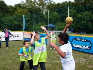 Streethandballtour 2015 » 24.05.2015 Zeltzeit Ratingen03