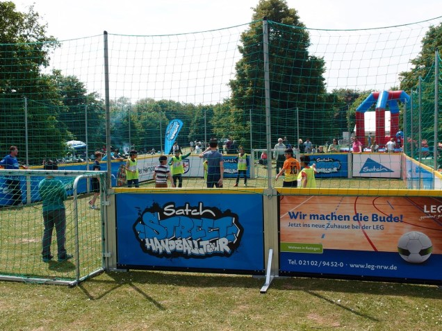 Streethandballtour 2015 » 24.05.2015 Zeltzeit Ratingen05