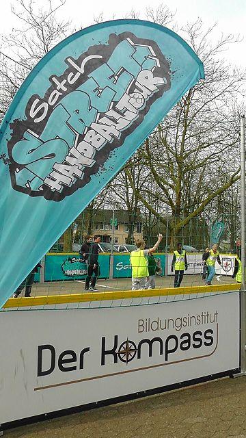 Streethandballtour 2015 » 26.03.2015 Friedrich-Ebert-Schule