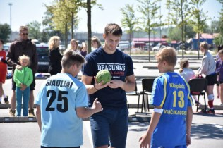 368 2018 Lithuania, Street Handball tournament in Klaipeda 5