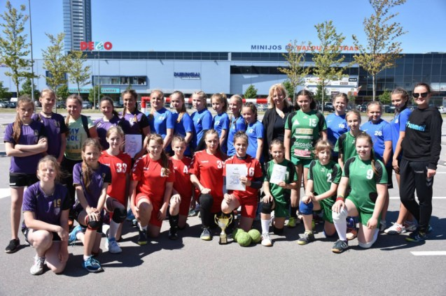 368 2018 Lithuania, Street Handball tournament in Klaipeda 8