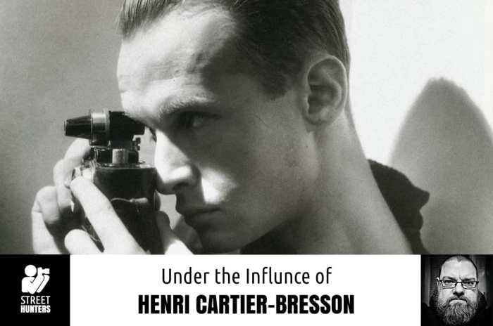 Under the Influence of Henri Cartier Bresson