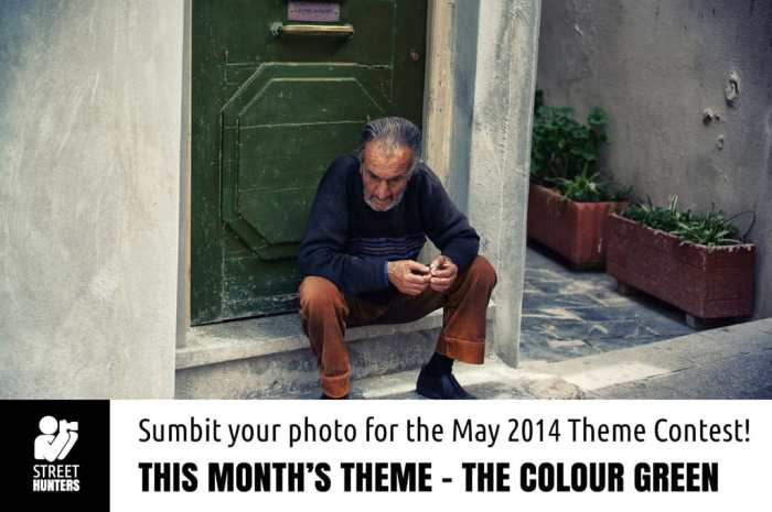 May Theme Contest - The Colour Green