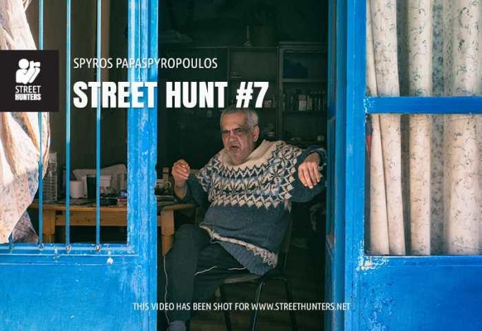 Street Hunt 07 - Manual Focus Street Photography Video Tutorial