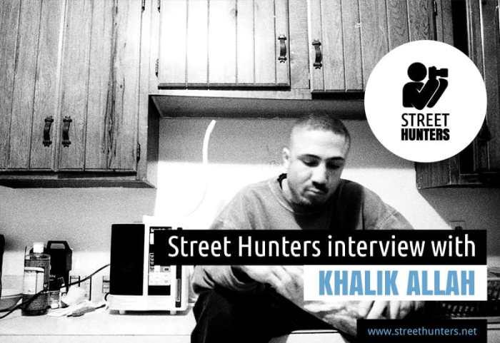 YouTube Interview Khalik Allah