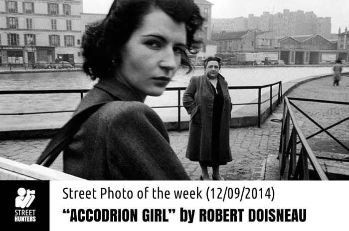 Photo of the week by Robert Doisneau