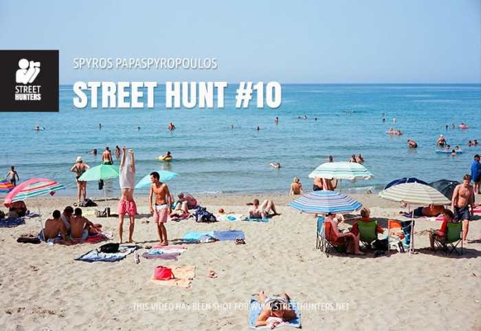Street Hunt No 10 - Beach Street Photography
