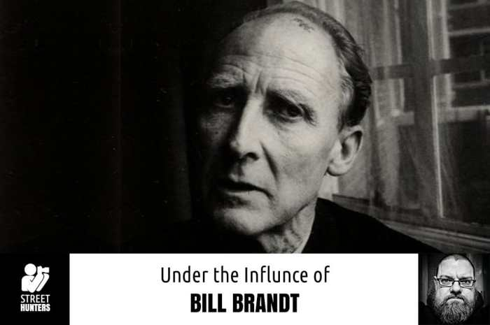 Under the Influence of Bill Brandt
