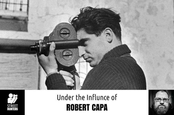 Under the Influence of Robert Capa