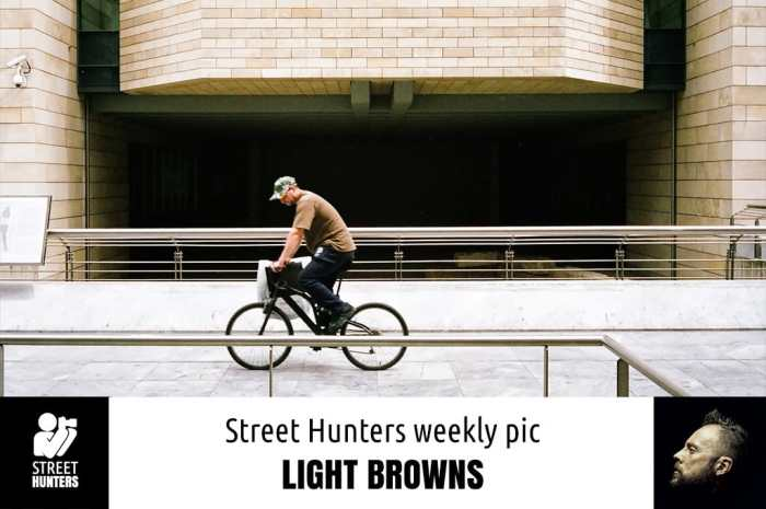 Weekly pic Light Browns by Spyros Papaspyropoulos
