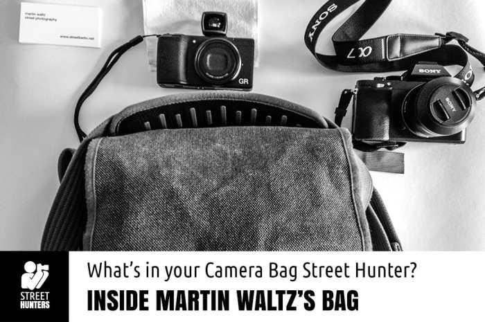 Martin Waltz's camera bag promo
