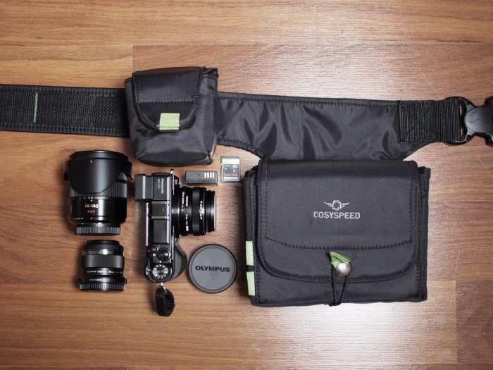 Thomas Ludwig's Camera Bag