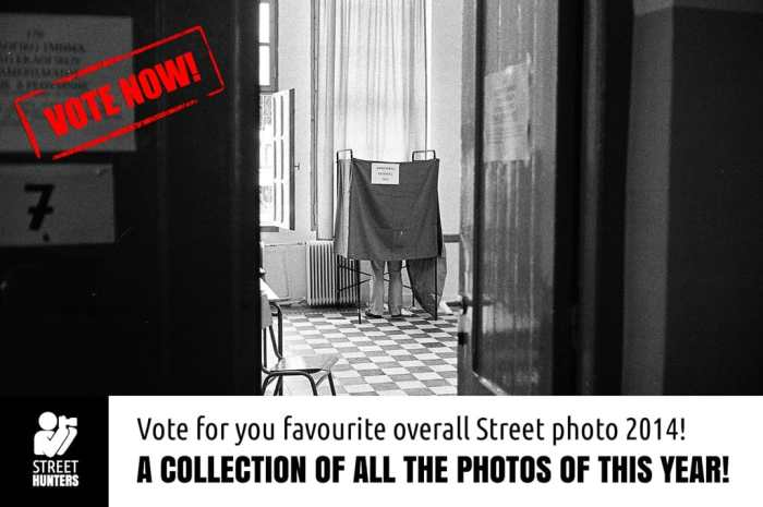 Vote for the best photo of 2014